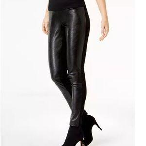Macy's Faux Leather Ultra Skinny Pants